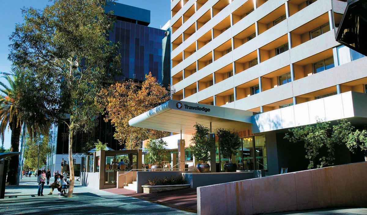 Hotel Accommodation Perth City