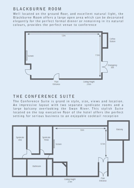 mantra on hay conference floorplan