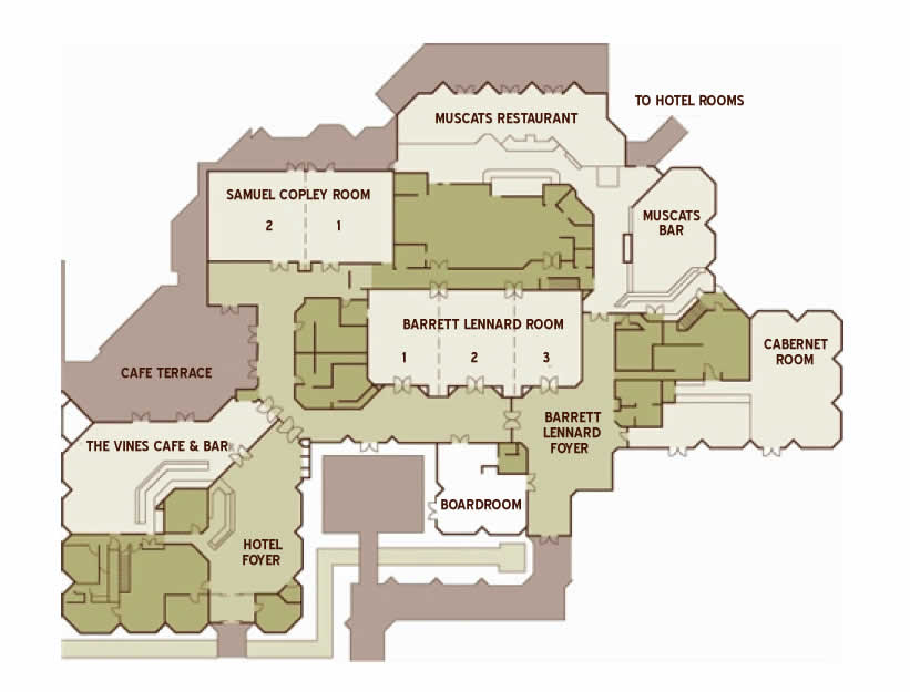 novotel swan valleyvine resort conference floorplans